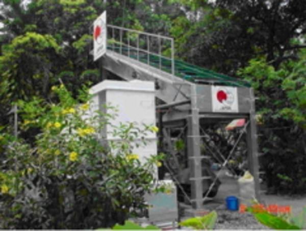 日本政府ODAにてフィリピン共和国へ